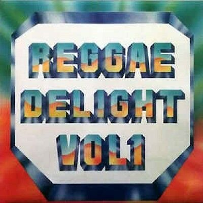 REGGAE DELIGHT VOL1 - Various Artists (Orig LP)