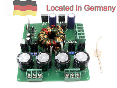 500W  DC12V To DC±42V Switching boost Power Supply board For car amp DIY   GE