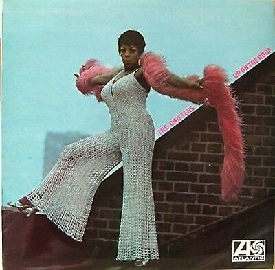 UP ON THE ROOF - The Best Of The Drifters (Vinyl LP)