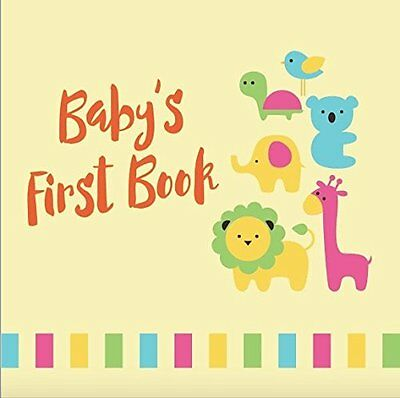 Tiny Angel Baby Memory Book of Firsts ~ Gender Neutral Keepsake Journal for Boys