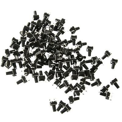100stk Taktile Push Button Switch Tact Switch Micro Schalter 6x 6x10mm