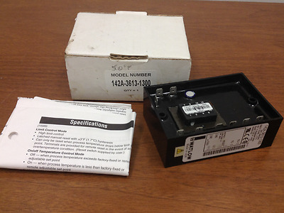 WATLOW - Model 142A-3613-1300 - Type JT/C - Limit Temperature Controller - NEW
