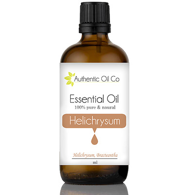 Helichrysum essential oil 10ml  100% pure undiluted.
