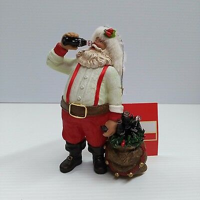 Coca-Cola Santa Claus Ornament (Kurt Adler) - BRAND NEW