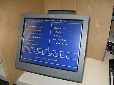 IBM Sure POS 500; 4852-E66 celeron E1500 2gx160G TOUCH SCREEN refurbished