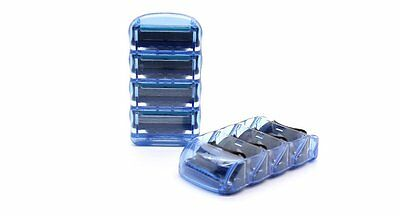 8 New Generic Replacement Shaving Razor Blades For Gillette Fusion