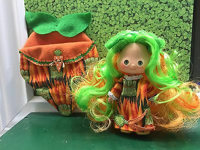 "Strawberry Shortcake Vintage Berrykin Custom ReRoot Sweet Sleeper ""Carrot Stew"""