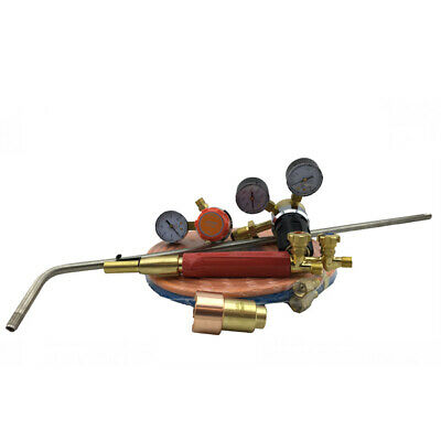 LPG Super Heating Torch Kit - SHP3 + Mixer + 700mm Barrel - 5m Hose - Oxy