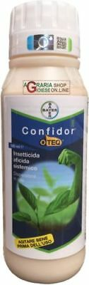 INSECTICIDE SISTEMICO CONFIDOR 200 SL BAYER 1 MINEUSE DES AGRUMES, pucerons