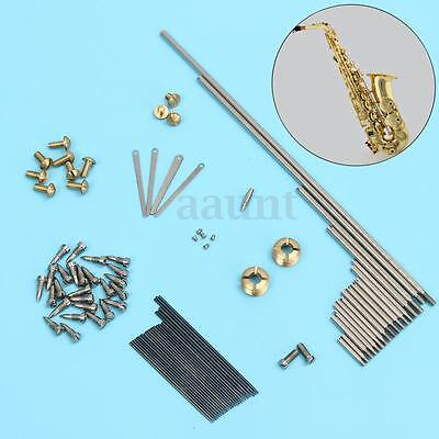 1 Sets Alto Sax Repair Parts Screws, Parts + Saxophone Springs
