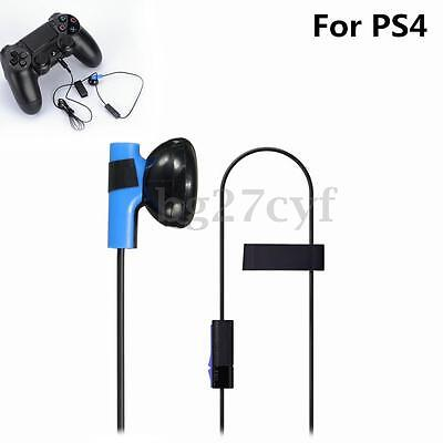Game Headset For Sony Playstation 4 PS4 Controller Headphone Earphone With MIC