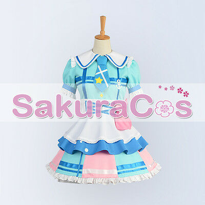 Love Live!Sunshine!! Aqours' first single You Watanabe Cosplay Unisex Set S-XL
