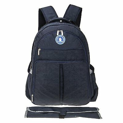 Multifunction Backpack Baby Diaper Bag Travel Diaper Bags with Changer Pad