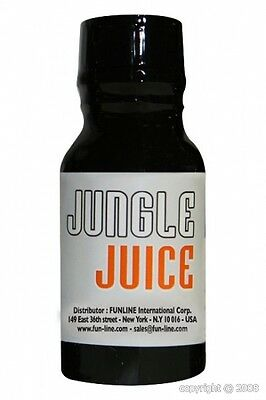 Poppers Jungle Juice 13 ml Neuf avec Blister