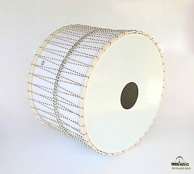Turkish Professional Davul Percussion Drum ED-302 With Led Light