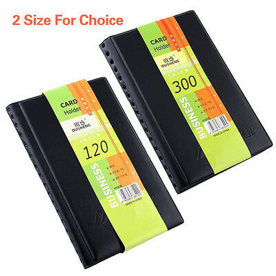 Business Name ID Card Holder Book Booklet Wallet Case Cover Pouch Organiser