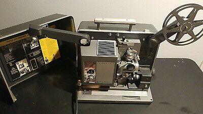 Vintage Bell & Howell 535 Filmosound 16mm Sound Projector