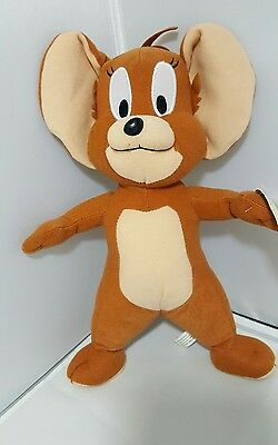 Jerry 13 inch plush from Tom and Jerry