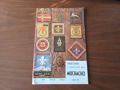Mexico Official Scout Magazine, June 1967 issue    K2a