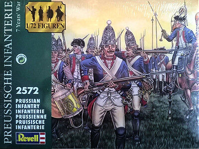 Revell - Prussian infantry - 1:72