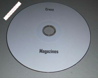 ebooks Crazy Magazines 90 Vintage retro comedy on a disc in PDF to read on PC