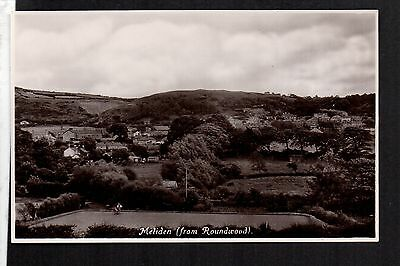Meliden - From Roundwood - real photographic postcard