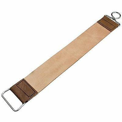 Forseti Steel Leather Sharpening Strop, For Final Finish When Sharpening Knives