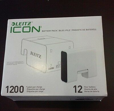 Leitz Icon Battery Pack - White