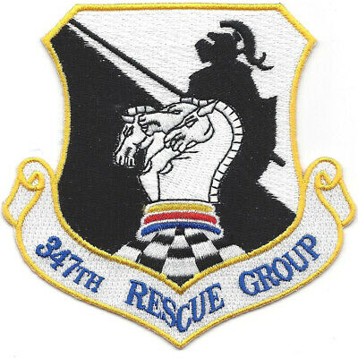 347th Rescue Group Patch