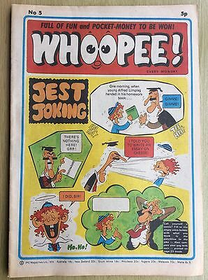 WHOOPEE! Comic - Issue No. 5 - 1974