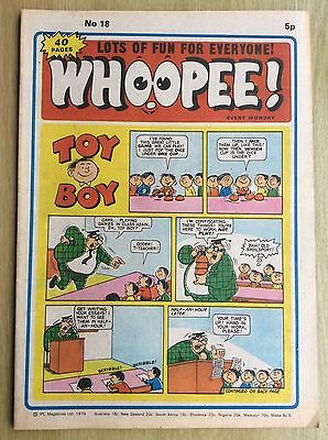 WHOOPEE! Comic - Issue No. 18 - 1974