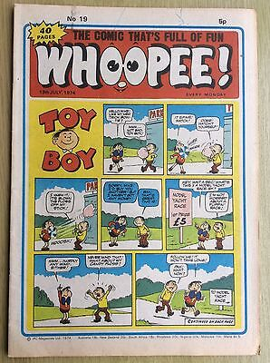 WHOOPEE! Comic - Issue No. 19 - 1974