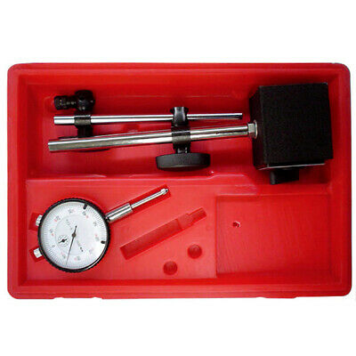 0-1 inch Dial Indicator & Magnetic Base Precision Inspection Set