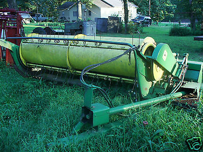 Vintage John Deere Haybine Sickle Mower Conditioner  9' Foot Cut