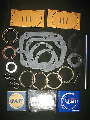 Muncie 4 Speed Master Rebuild Kit / Most Complete Kit On The Market