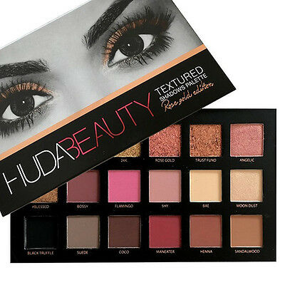 New 18 Colors Shimmer Eyeshadow Eye Shadow Palette & Makeup Cosmetic Set