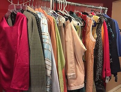 Wholesale Clothing Lot (Women, Men, Plus Sizes, Big and Tall) - 1800 New Pieces