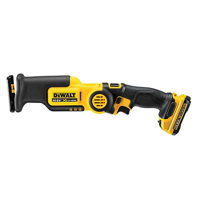 Dewalt DCS310N Cordless 10.8V Compact  Reciprocating Saw / Body Only