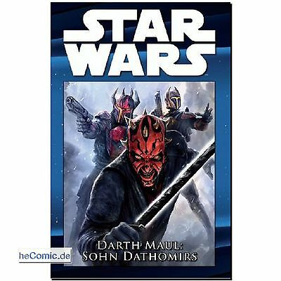 Star Wars Comic Kollektion 18 DARTH MAUL SOHN DATHOMIR Panini Science Fictiion