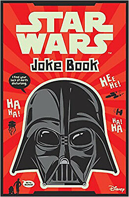 Star Wars Joke Book, New,  Book