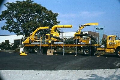 24 Slides - Big-T Vac - Several Types of Large Vacuums for Cities on a Flat Bed