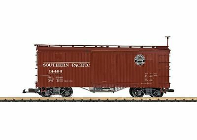 LGB 48671 | Box-Car Southern Pacific Ep.III Spur 2m