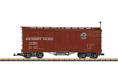 LGB 48672 | Box-Car Southern Pacific Ep.III Spur 2m