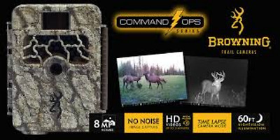 Browning Trail Camera Command Ops Wildlife Camera