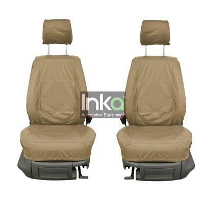 Jaguar XF Inka Fully Tailored Waterproof Front Seat Covers Driver and Passenger
