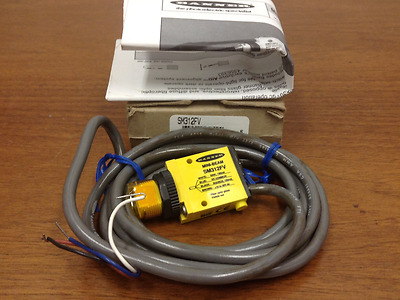 Banner - Mini-Beam - Model #SM312FV - Fiber optic Sensor - NEW