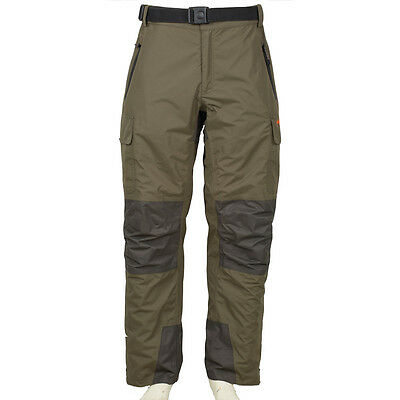 Airflo Defender Olive Green 100% Waterproof Fly Fishing Trousers