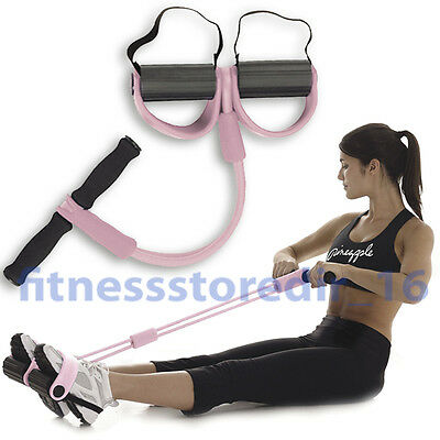 Pineapple Pilates Rowing Action Resistance Exerciser - Gym Home Sport Training