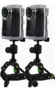 Brinno BCC200 Time-Lapse Camera Two-Pack Bundle w/Mount & Accessories