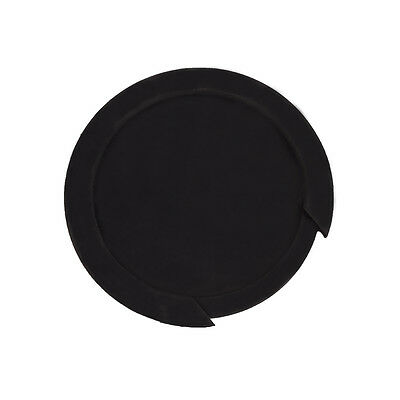 Acoustic Soundhole Cover Plug Screeching Halt Feedback Buster Rubber Prevention